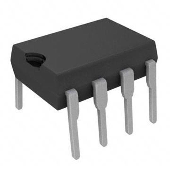MCU 8MHz 1024x12 word flash, 38B SRAM 1.5kB EEPROM PIC12F510-I/P