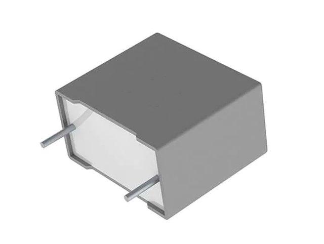 Kondenzátor 10uF 63V 10% Poliészter RM-22.5 C 10U 63/MKT5