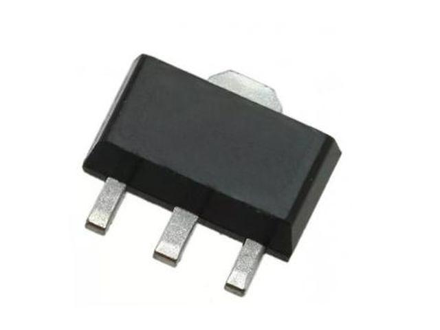 POS.V-REG 15V 0.1A 4% SMD 3p. LM78L15F