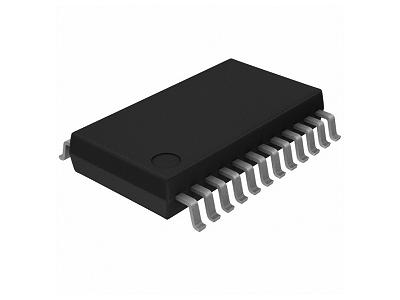 16 bit 4 CH D-S ADC - 2LSB - 617SPS - SSOP24 SMD CS5523-ASZ