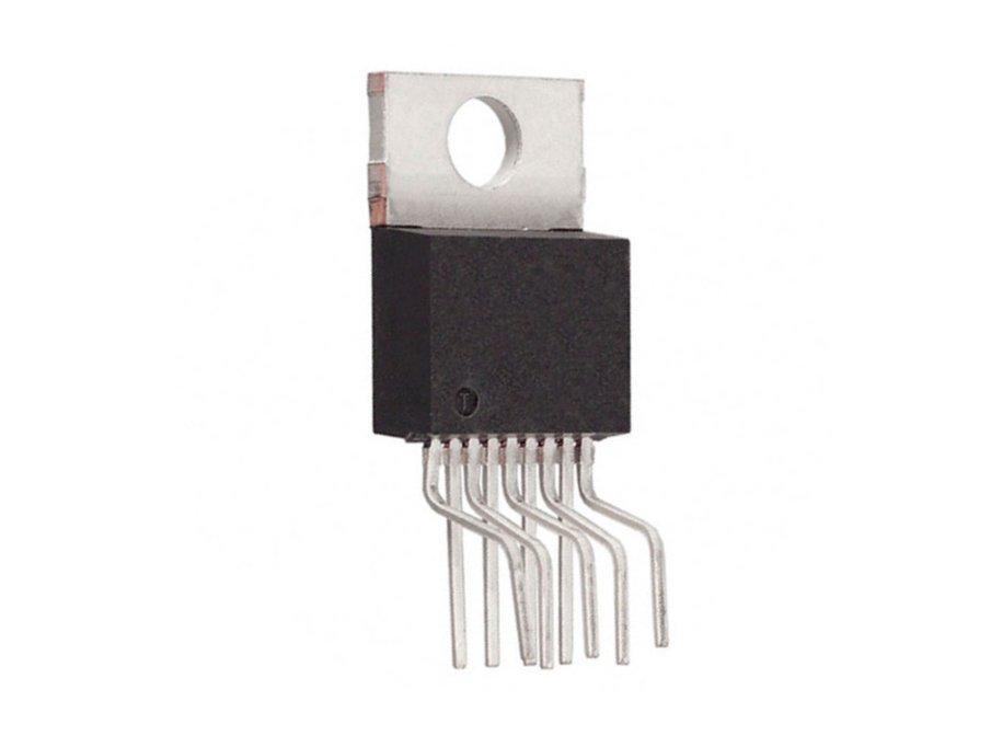 18W autórádió erősítő IC 9p. YD1028