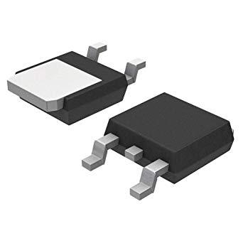 Low Drop Voltage Regulator 5V 2% 600mA 5p. TO-252-3 TLE4274DV50