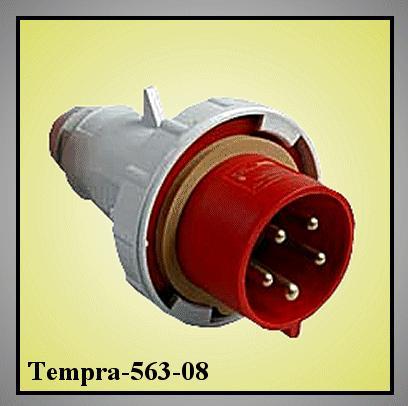 Dfh-164k06mT 3P+N+F lengő dugó V-56308