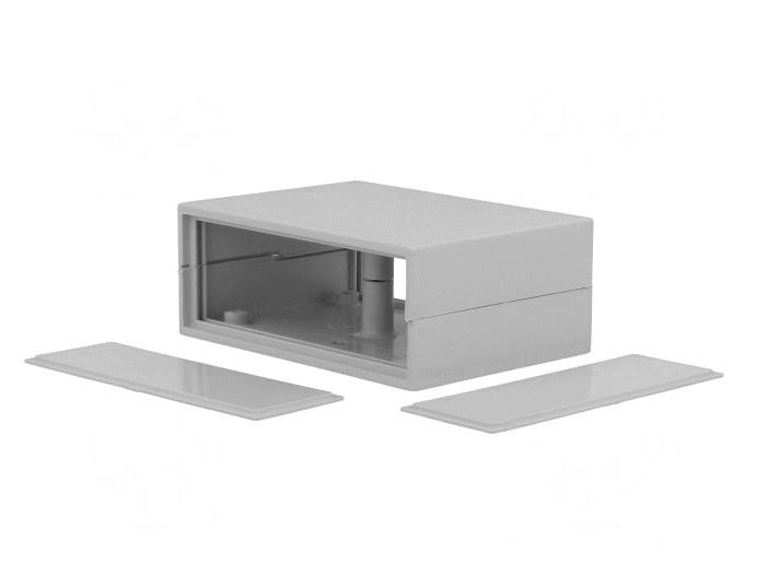 UNIVERSAL BOX 90x65x35mm (szürke) BOX KM35B