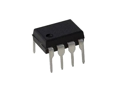 OPTO COUPLER TRANS-OUT DIP-8p. 6N136M