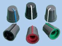 Potméter gomb 16.0x13.2mm 6mm