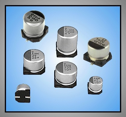 ELKO 22uF 6.3V 105°C SMD4.0 22/6.3SMD-105