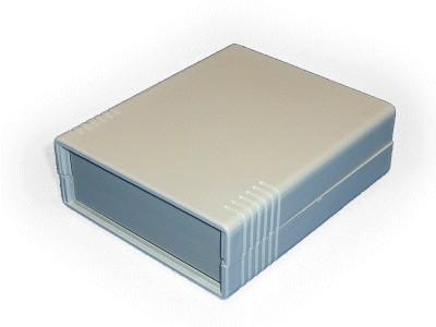 UNIVERSAL BOX 111x91x35mm (szürke) BOX KM35N/ABS