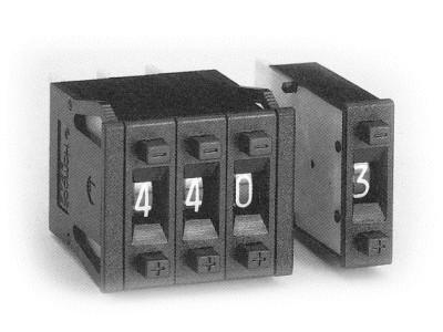 10 poziciós kódkapcsoló DEC (1db/ár) ENCODER Z-49-DEC