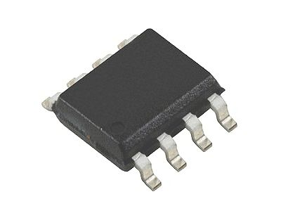 High Performance Low Noise Dual OP-AMP 8p. SMD OPA2227UA