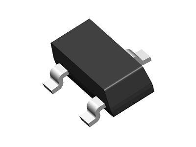 N-MOS SMD 60V 0.115A/0.8A 0.25W 7.5R (0.75A) 2N7002