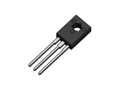 SI-P 150V 0.05A 5W 200MHz NF/L 2SA1360-TOS