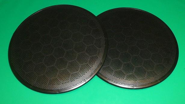 Autóhangszóró rács 165mm (fekete) SEAT, WW CAR-BOX20.210/K-BK -