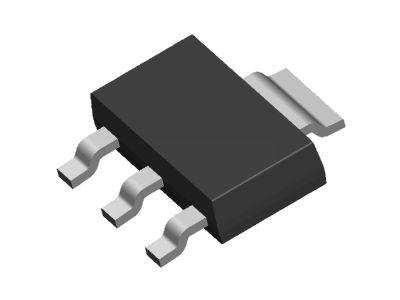 POS.V-REG. 3.3V 0.7A Low-Drop Out LT1129CST-3.3PBF