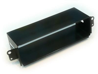 Beépítő keret, 1 DIN DAEWOO fekete CAR-BOX40.097