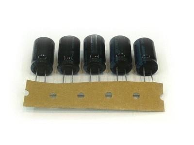 ELKO 4700uF 25V 105°C 16x32 álló, ammopack 4700/25P-105 TKP