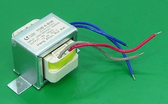 Trafo (16V, kompresszor mellett) W8-DA2600036A -