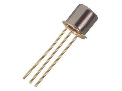 SI-N 40V/75V 0.8A 0.5W 300MHz hFE: 100 TO18 2N2222A