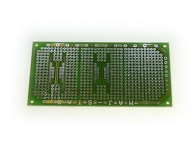 FR4 próbapanel 105x55 SMD forrszemek maratva PP-UMSMD483