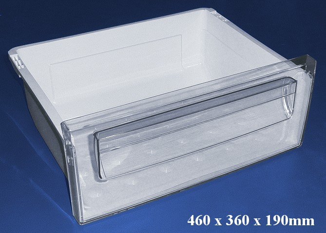 Fagyasztó fiók / felső kettő W8-DA9705407B