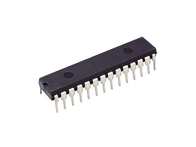 MC 16K Flash,1K SRam,512EEprom 20MHz 28p. ATMEGA168-20PU
