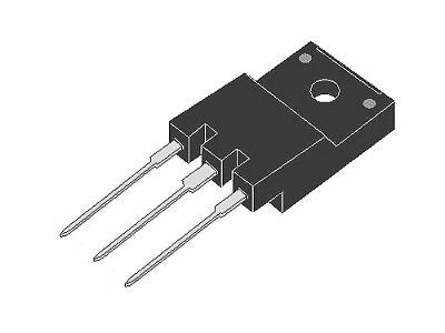 SI-N 1500/800V 15A/35Ap 75W 0.2uS 2SC5302