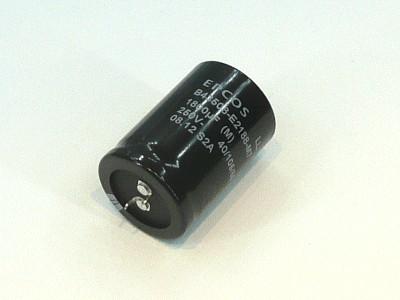 ELKO 1800uF 250V 105°C 35x50 1800/250P-105