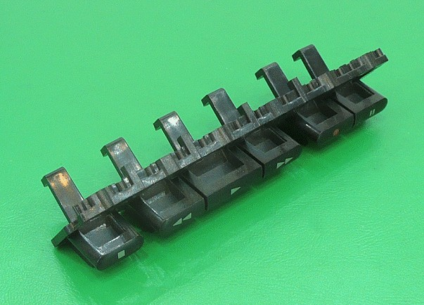 BUTTON FUNCTION R-C400W 275-404A -