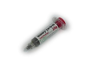 Forrasztó paszta EasyPrint 20g. SN62% Pb36% Ag2% PPE-TIN2/020G