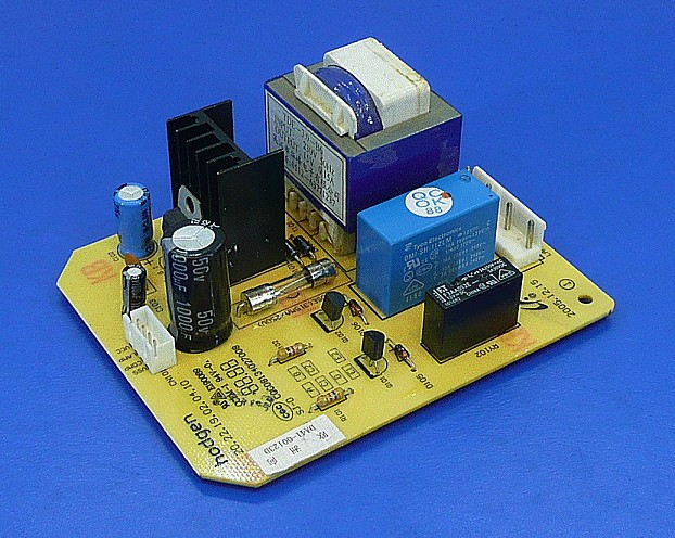 Borhűtő elektronika W8-DA4100123D -