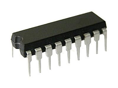 Pulse/Tone Repertory Dialer 18p. 45413 MC145413P