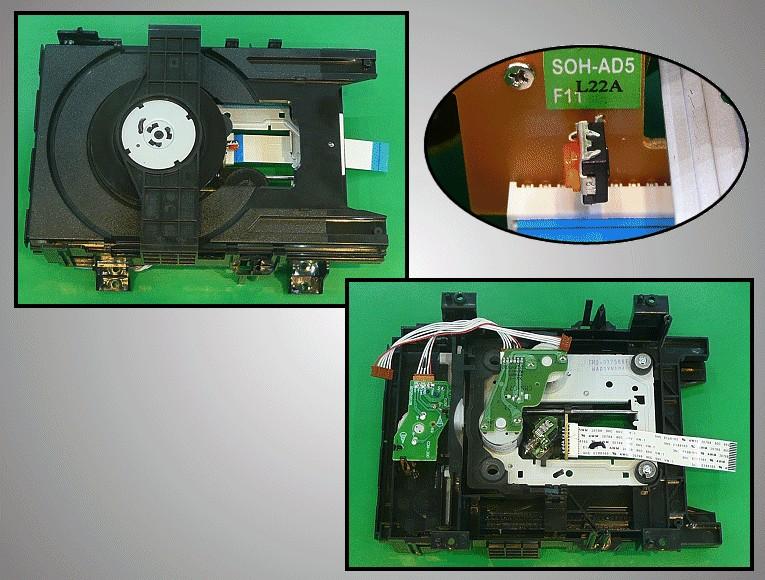 DVD LASER LG AFP32089301 PC-UP4824/ASSY -