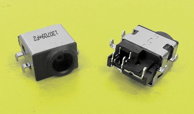DC adapter csatlakozó aljzat NOT-3722002997