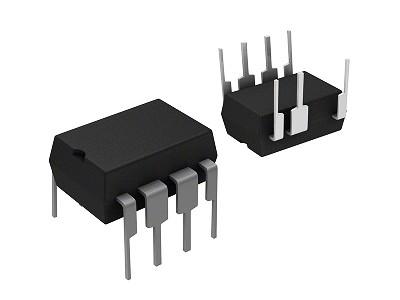 SSR 6VDC 1x600VAC/0,6A DIP8 relé 7p. Zero-Cross RELAY-AQH1213