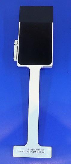 Kijelző (LED-es) hűtőajtóba W8-DA4100663A -