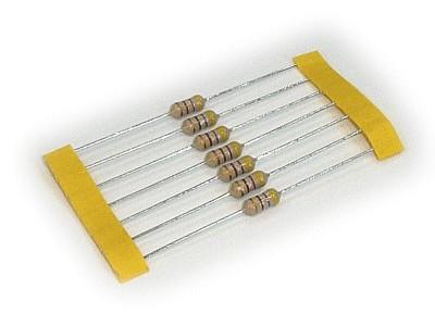 Axial induktivitás 470uH 0.126A 7.7R 10% 4x10.5mm COILM47/AX12