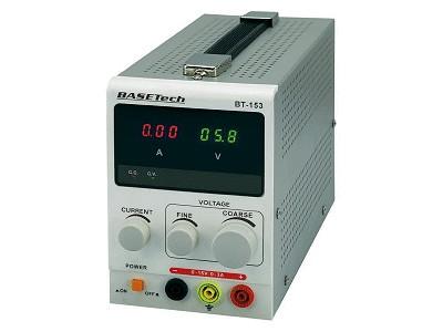 230VAC -> labor tápegység 0...15Vdc / 0...3A 45W P.SUP.AS1003/1