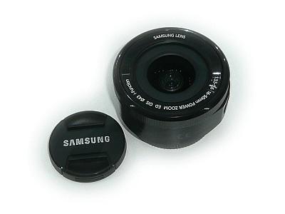 Samsung NX 16-50 mm f/3.5-5.6 Power Zoom ED OIS objektív FOT-AD9724130A