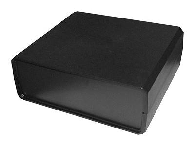 UNIVERSAL BOX 159x140x60mm fekete BOX KM60