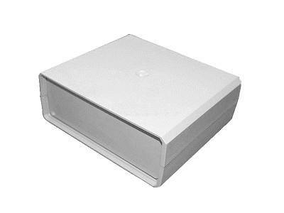 UNIVERSAL BOX 159x140x60mm szürke BOX KM60/SZ