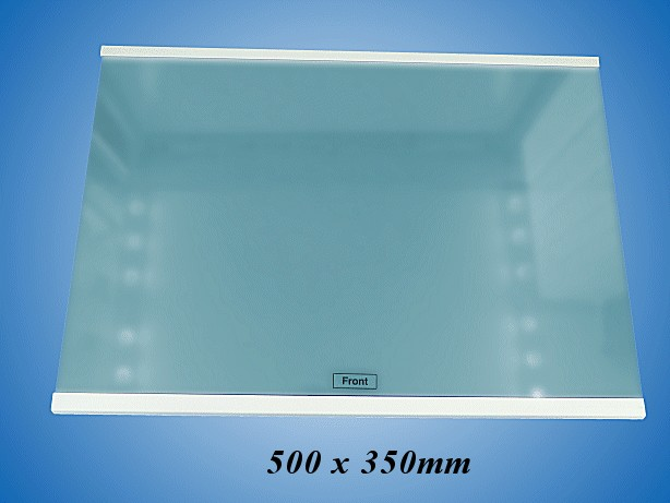 Samsung RB29FSRND üveg polc - Hűtőtérbe W8-DA9713502D -