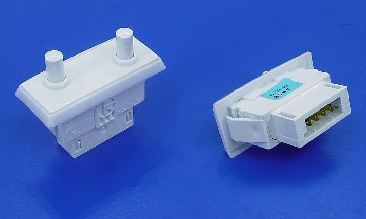 Hűtő ajtó kapcsoló SR-DS04 SSD W8-DA3400006C -