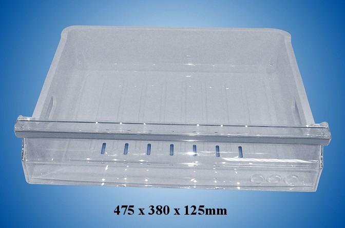 Zöldségtartó doboz - felső W8-DA9711397A -