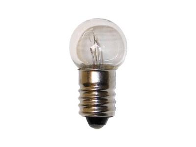 Izzó 24V 100mA 2,4W E10 LAMP24V/100-A