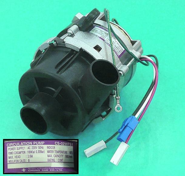 Keringető szivattyú W9-DD8101227A -