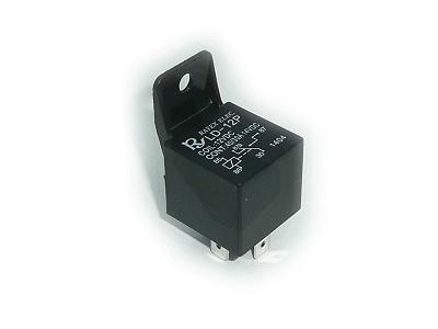 RELAY 1x30V 30/40A 12VDC, saru: 6.3x0.8mm (műanyag fül) RELAY-LD-12P