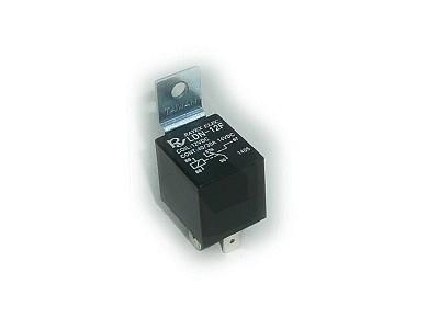 RELAY 1x30V 30/40A 12VDC, saru: 6.3x0.8mm (fém fül) RELAY-LDN-12F