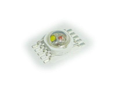 LED SMD 5W RGBWY 5 színű 140° JH-5RGBWY14G30-E2