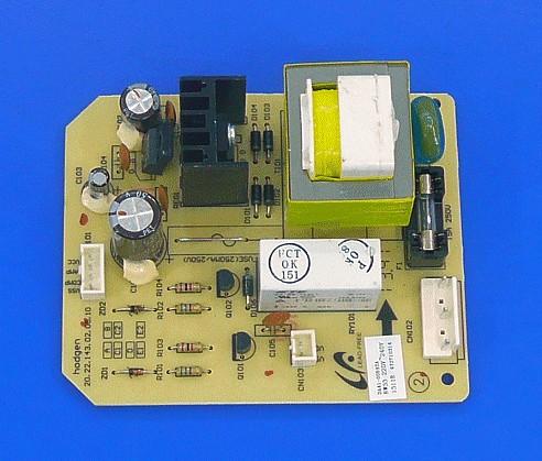 Borhűtő elektronika W8-DA4100592A -