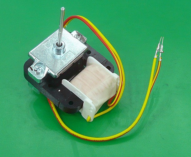 Ventilátor motor W8-DA3100002P -